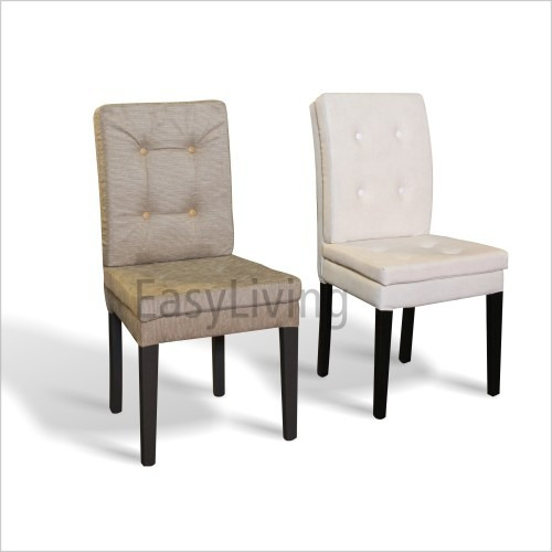 sillas super reforzadas encoladas y atornilladas eco cuero