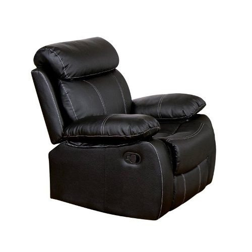 sillon 1 cuerpo sofa reclinable living san martin marron