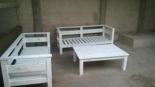 sillón camastro 1,60m   madera tratada exterior interior