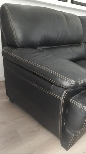 sillon de cuero para refaccionar
