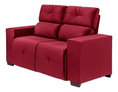 sillon dos cuerpos sofa dos cuerpos tela