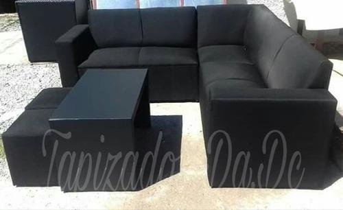sillón esquinero 5 cuerpos