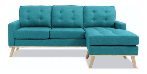 sillon esquinero sofa con chaise eames  en tela dyd