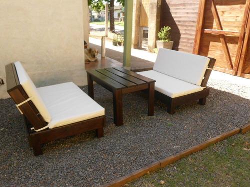 sillón jardin exterior