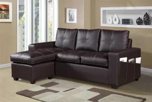 sillon sofa chaise long , living marron , negro  europa