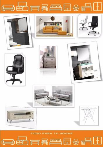 sillón sofa poltrona reclinable  living en  suede compramas