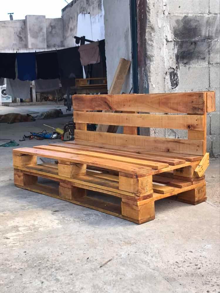 Sillones De Palets Excelente Calidad En Madera 220000 En - Sillones-de-palets-de-madera
