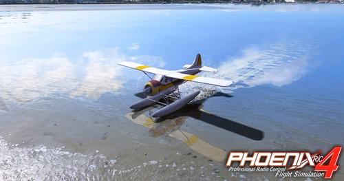 simulador de voo phoenix rc 4.0 (completo)