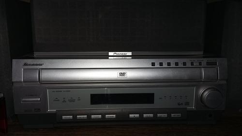 sintoamplificador receiver pioneer 5.1 homme theater permuto