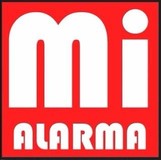 sirena exterior para alarma mp1000 alonso con bateria