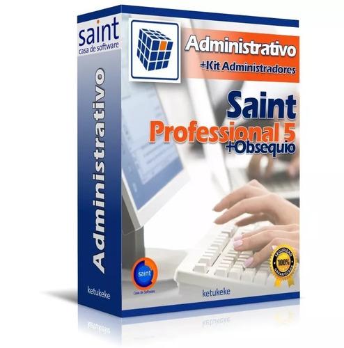 sistema administrativo factura saint professional 5