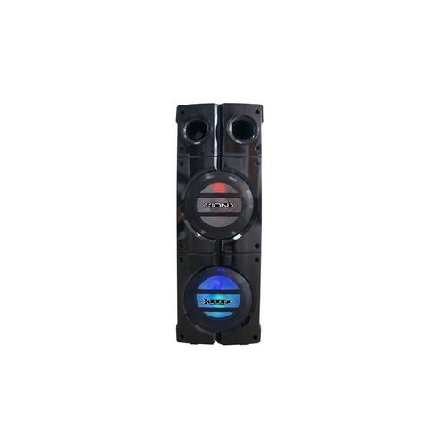 sistema de parlantes profesional activo 12000w pmpo xt66-1