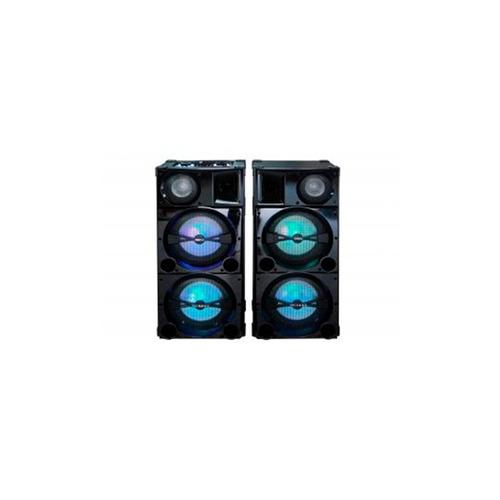 sistema de parlantes profesional activo 38000w pmpo xt88-2