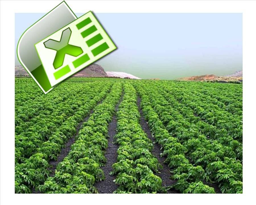 4b28a0709b242 Sistema Excel Para Control Explotacion Agricola Y Cultivo -   185