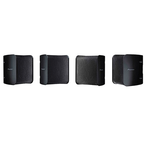 sistema home theater pioneer htp-074 parlantes 5.1 bluetooth