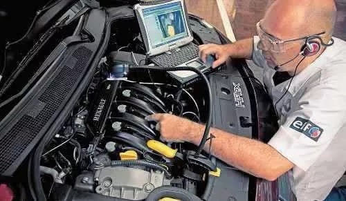 sistema software scanner diagnostico automotriz multimarcas