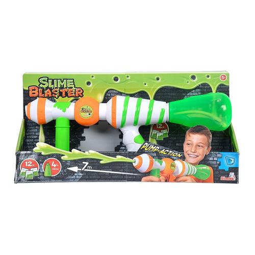 slime pistola +12 cartuchos 5542 - mosca