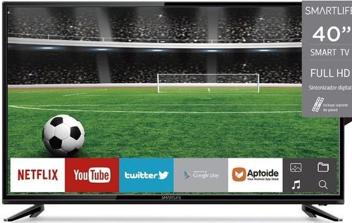 smart tv 40  hd smartlife con soporte de regalo nnet