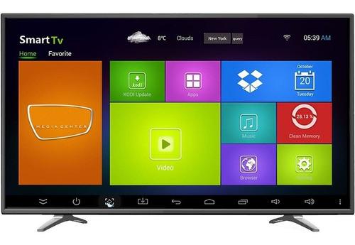 smart tv asano 32\' led android 7 wifi internet netflix nnet