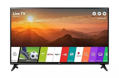 smart tv led lg 43 43lj5500 full hd wi fi digital audio pcm