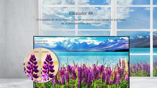 smart tv led lg 43 uj6560 4k uhd webos 3.5 ips netflix ips
