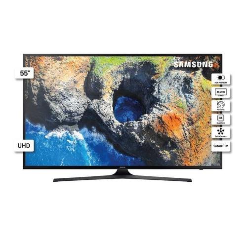 smart tv led samsung 55 uhd 4k nu7100 quad core  pcm
