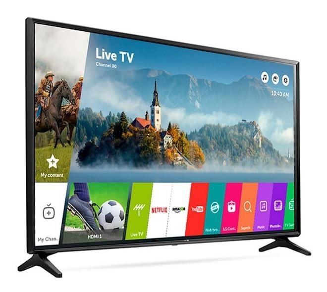 Smart Tv Lg 43´ Full Hd Wifi - La Tentación - $ 15.329,00 ...