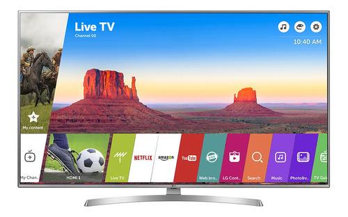 smart tv lg 50  4k mod. 50uk6550psb