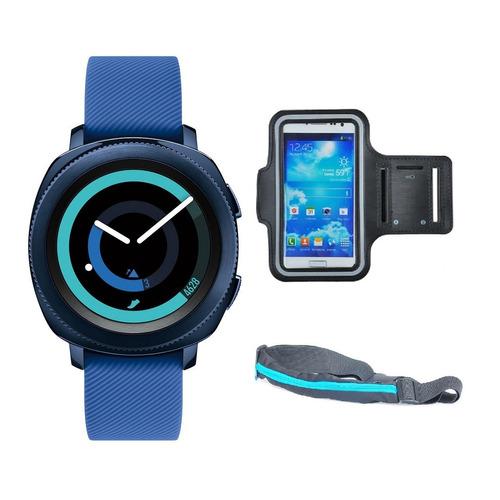 smart watch samsung gear s3 sport r600nz original segurcell