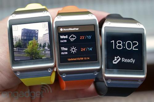 smartwatch galaxy gear ,permuto por pc o torre.hagan ofertas
