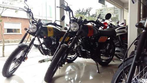 snake classic 125 cc