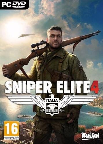 sniper elite 4 deluxe edition (pc) español