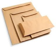 sobre manila suevia carta de 75 grs - caja x 250 unidades
