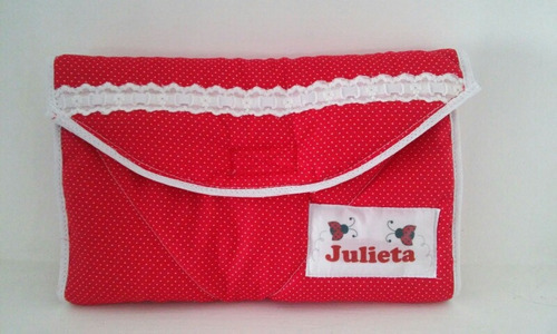 sobre para toallitas  y pañales