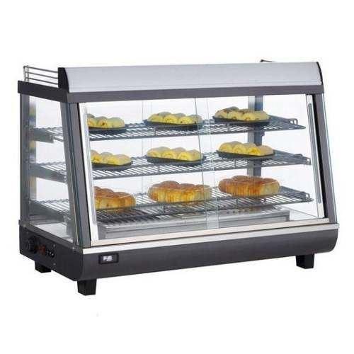 sobremostradores para productos calientes kuma rtr160l  fama