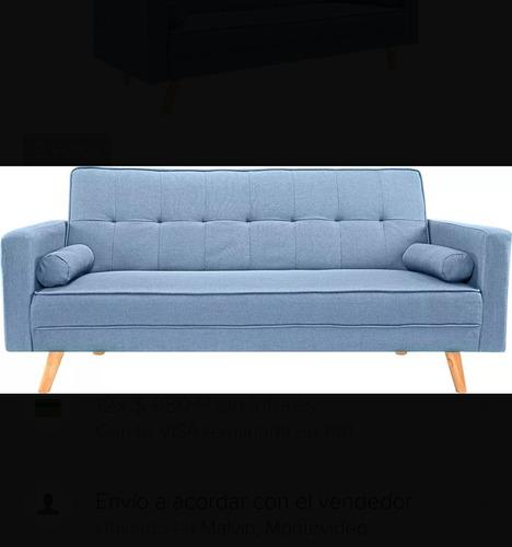 Sof cama elegante c modo y pr ctico en - Sofa cama comodos ...
