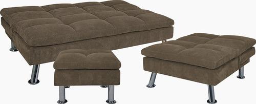 sofá cama living
