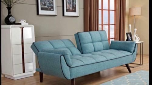 sofá sillón cama living comedor 2 plazas