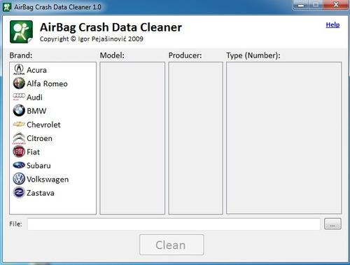 software base de datos airbag reset + kit de soft reset ++