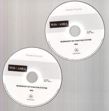 software de despiece mercedes benz g63 amg, 2002-2003