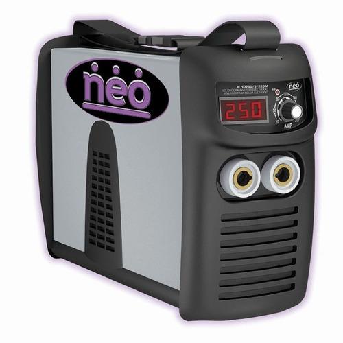 soldadora inverter electrodo250a ie10250/5/220 oferta!