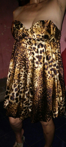 solera globito en tala imit.leopardo