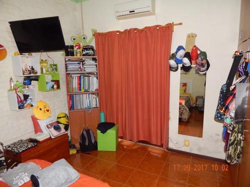 solida, comoda, 3 dormitorios, 2 baños, garage, si banco