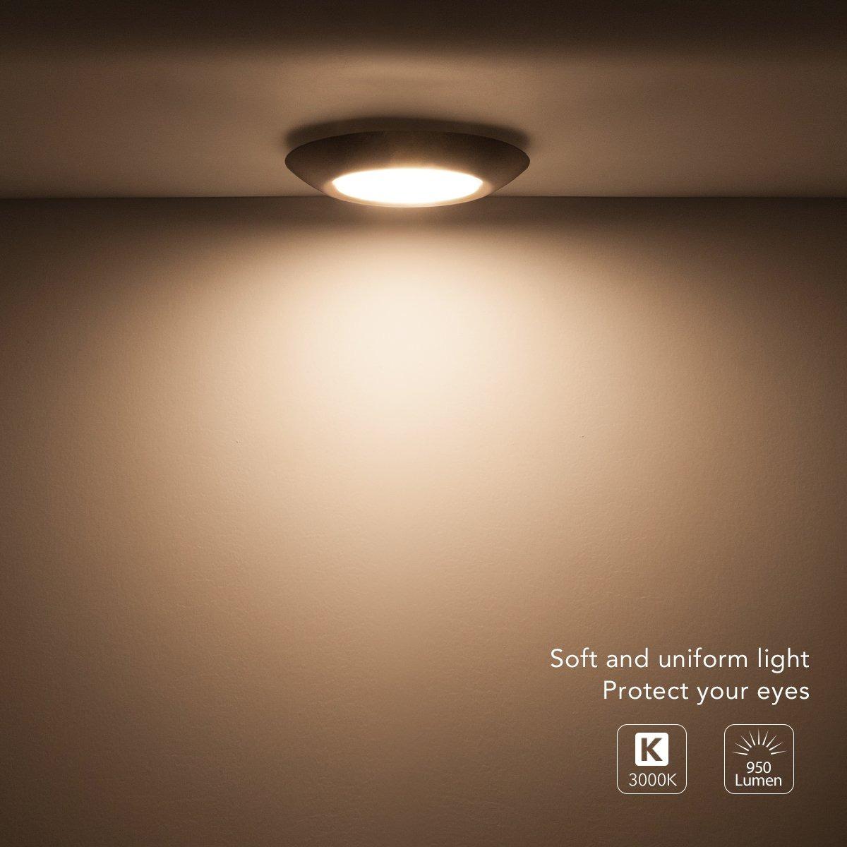 Lámpara Mon 5 De CmCon Techo 7 De Led Solla Regulable 5q3L4jAR