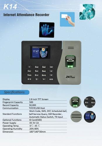 soluciones en reloj de personal y acceso