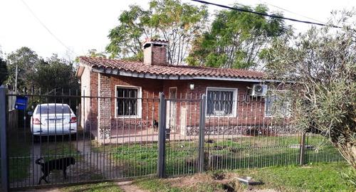 solymar norte, chalet con fondo, jardin gge u$s 118.000