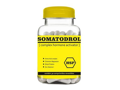 somapro somatodrol gh hg aumenta testosterona crecimiento