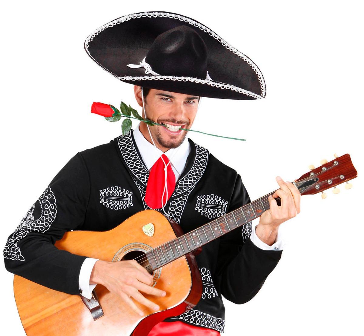 sombrero mexicano mariachi cotillon. Cargando zoom. 2f75fa90f70
