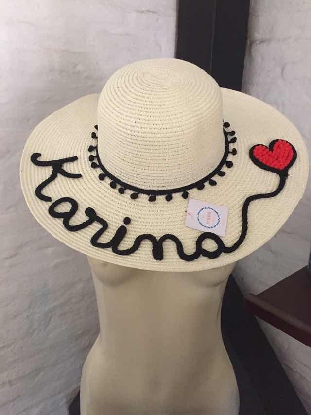 953c3713a45bb Sombreros de playa personalizados en mercado libre jpg 640x854 Despedida  soltero sombreros para playa personalizados