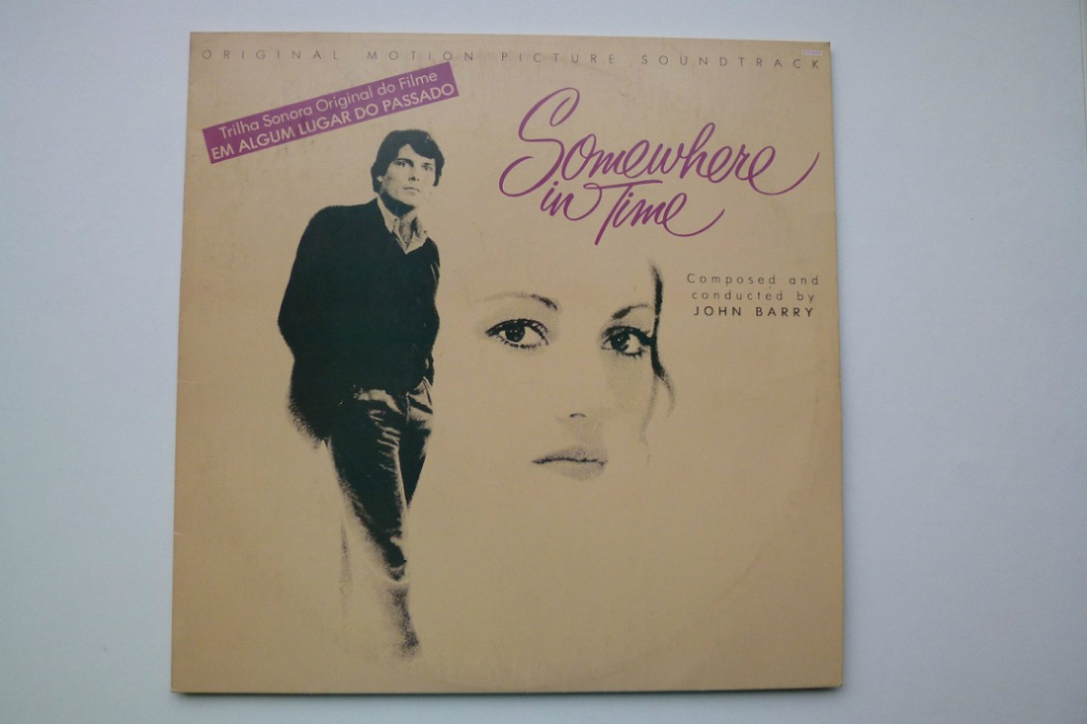trilha sonora somewhere in time